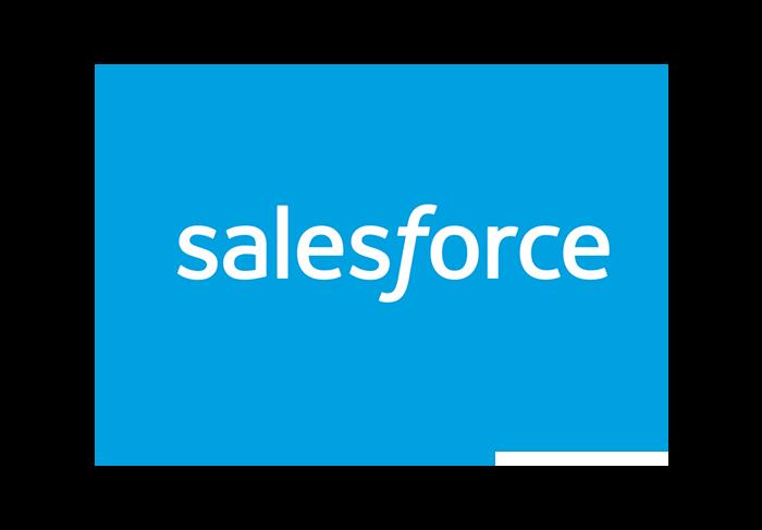 Salesforce Logo - Multi Cloud Management - Buttonwood